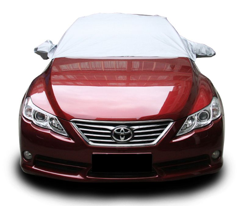 Car Windshield Cover Winter Snow Shield Cover Sunshade Covers