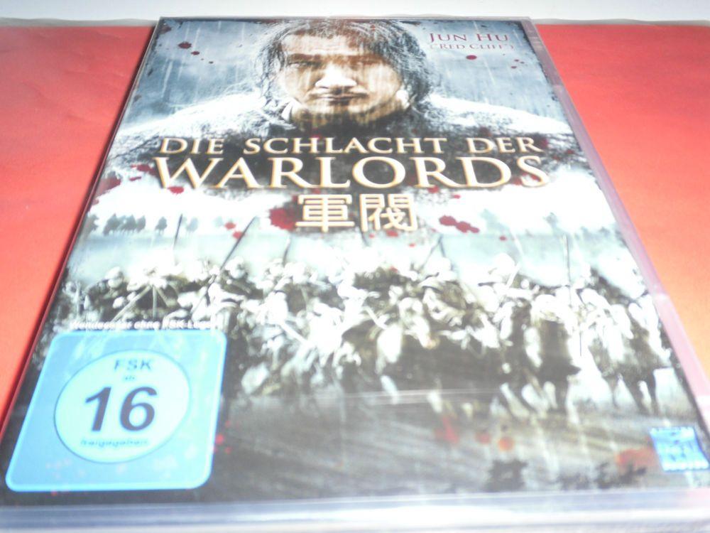 Die Schlacht der Warlords  OVP / NEU 1,95 €