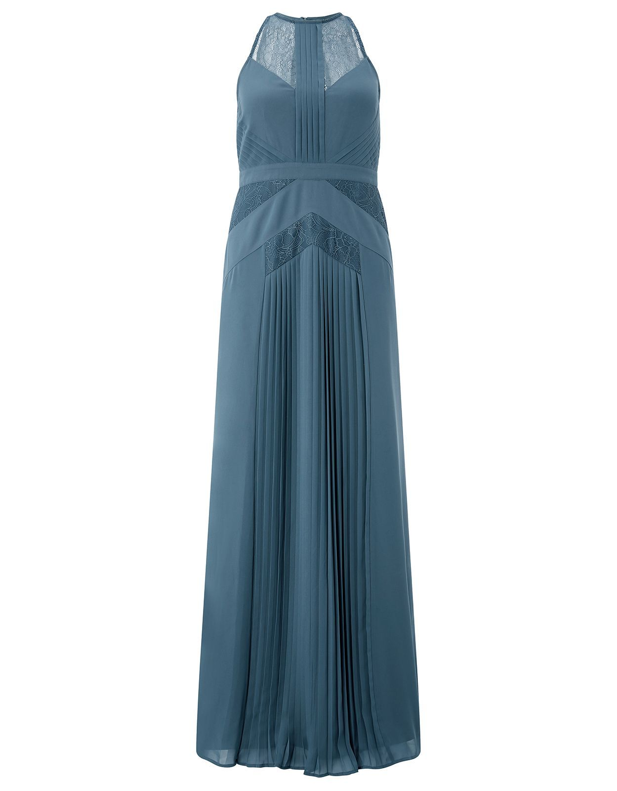 House of Fraser - Monsoon Aminta Maxi Dress, Blue - https ...
