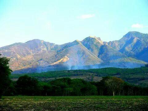 Montañas de Guazapa, El Salvador