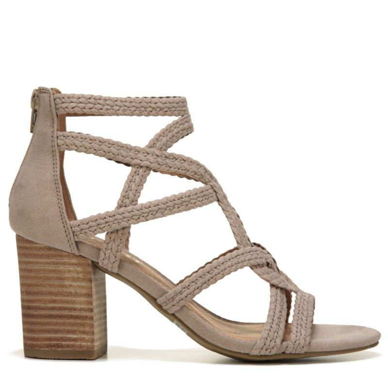Report Women's Pacie Dress Sandals (Taupe)
