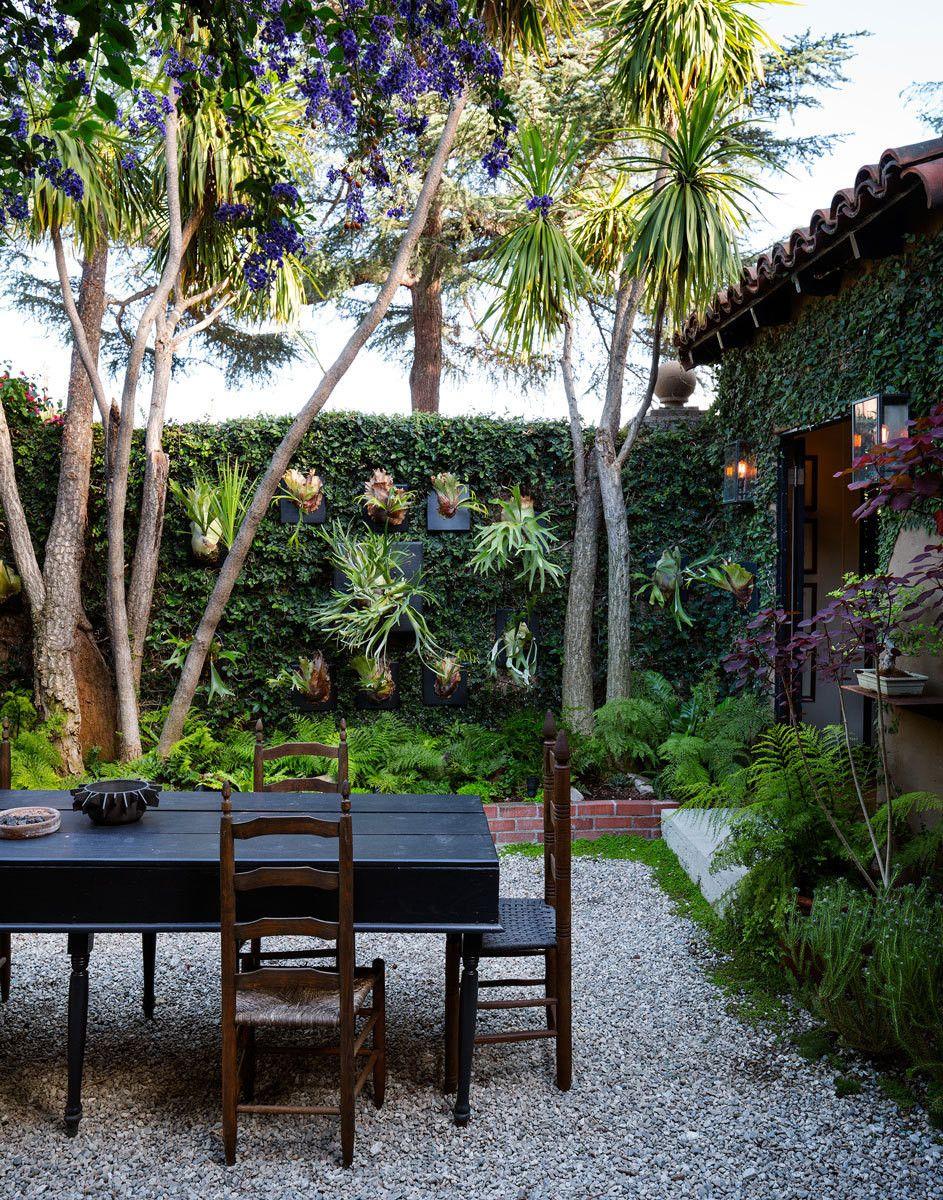 California Backyard Patio Furniture.A Creative Couple S Southern California Dream Home In 2019 Outdoor