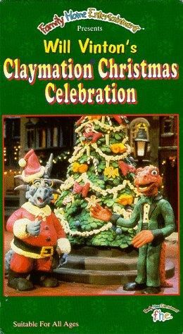 A Claymation Christmas Celebration 1987 Claymation Christmas Animated Christmas Claymation Christmas Movies