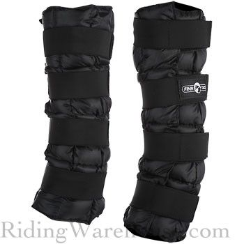 Horze Quick Cold Therapy Cooling Wraps Ice Boot Pair Boots
