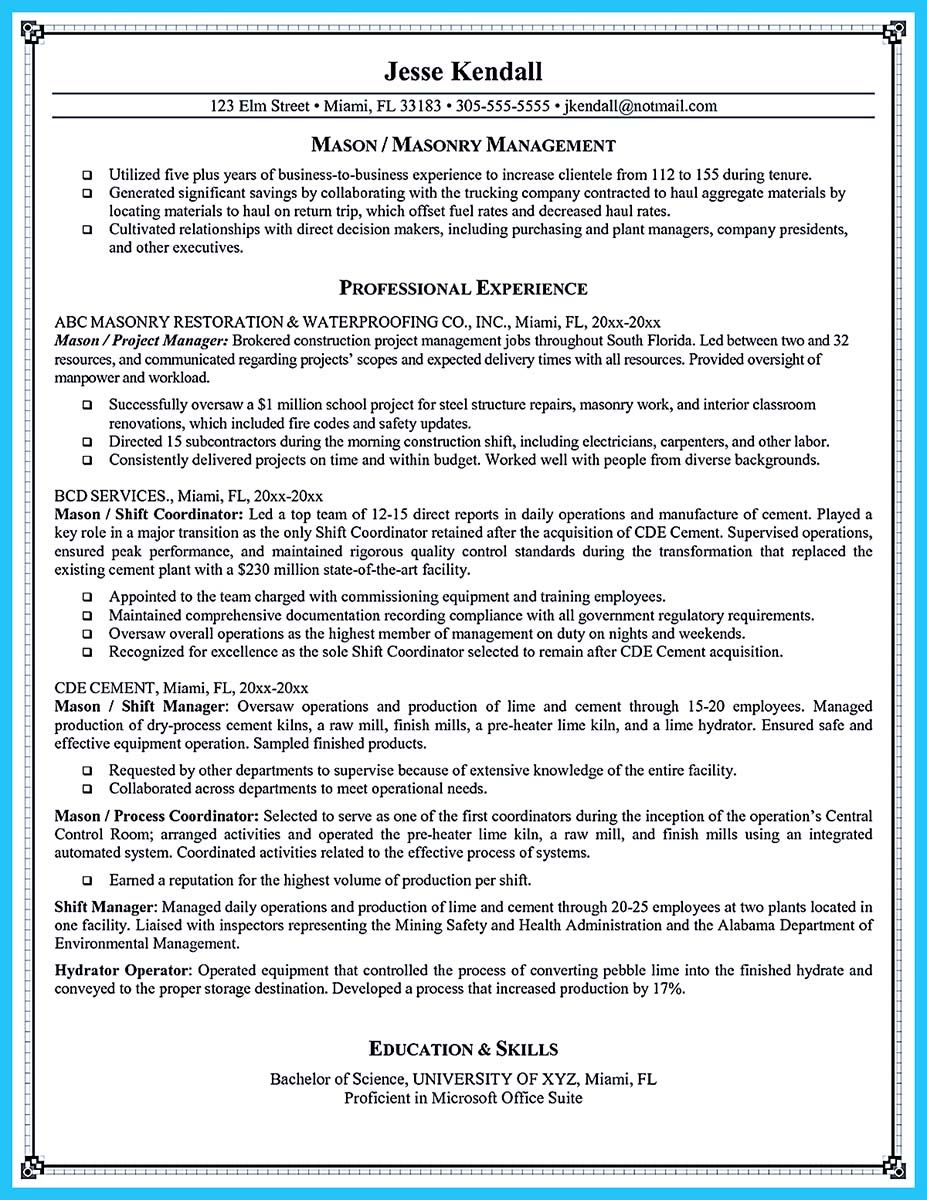 cool perfect crna resume to get noticed by company resume