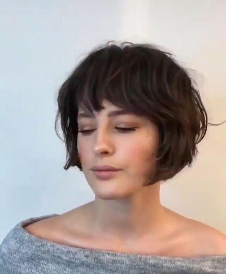 Hair에 있는 Sue님의 핀 2020 짧은 머리 스타일 짧은 머리 헤어