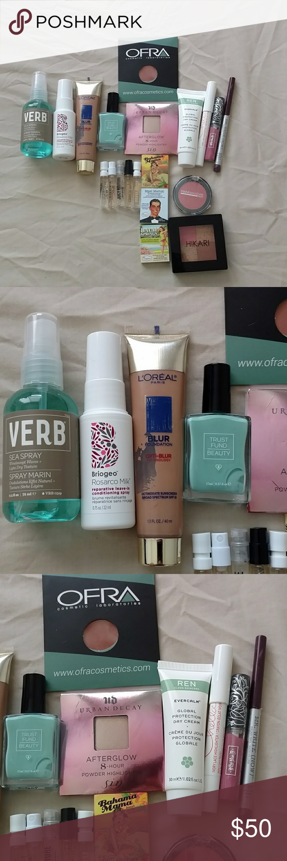 HUGE makeup hair & skin lot! High end brands including