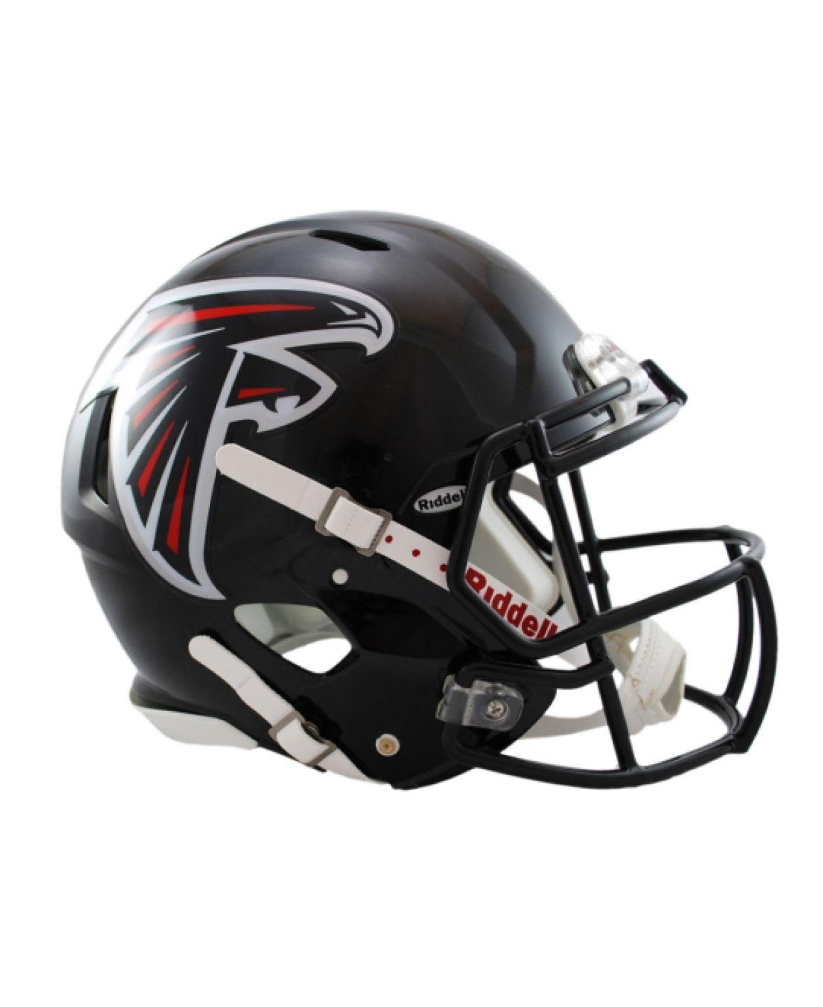 Riddell Atlanta Falcons Speed Mini Helmet Team Color Football Helmets Atlanta Falcons Atlanta Falcons Helmet
