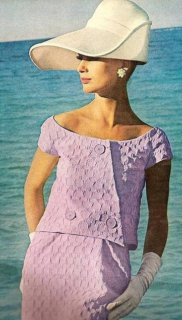 Perfect in Purple. ♥ 1964