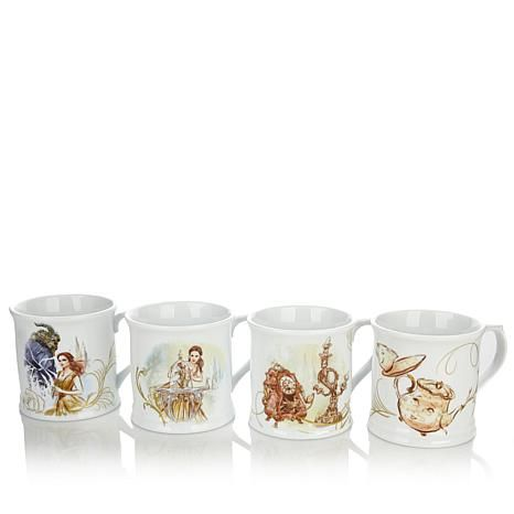 Beauty and thee Beast Kitchen Ware On Sale Today on HSN!
