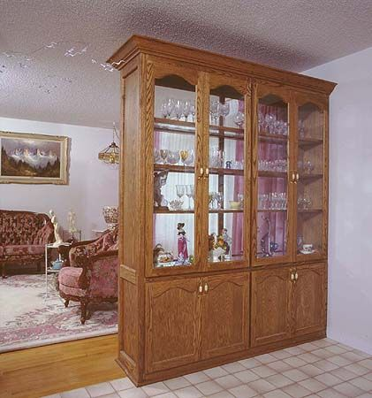 Building A Room Divider Wall Installing Kitchen Cabinets Panel Cabinet Over