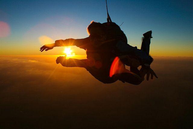 Paraquedas | Flickr – Compartilhamento de fotos! by Mourão