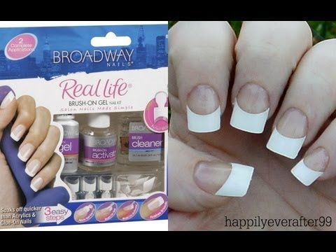 Broadway gel nails kit reviewdemo youtube mani pedies do it yourself gel nails kit believe it or not you do not have to be an musician to do your personal nail layouts solutioingenieria