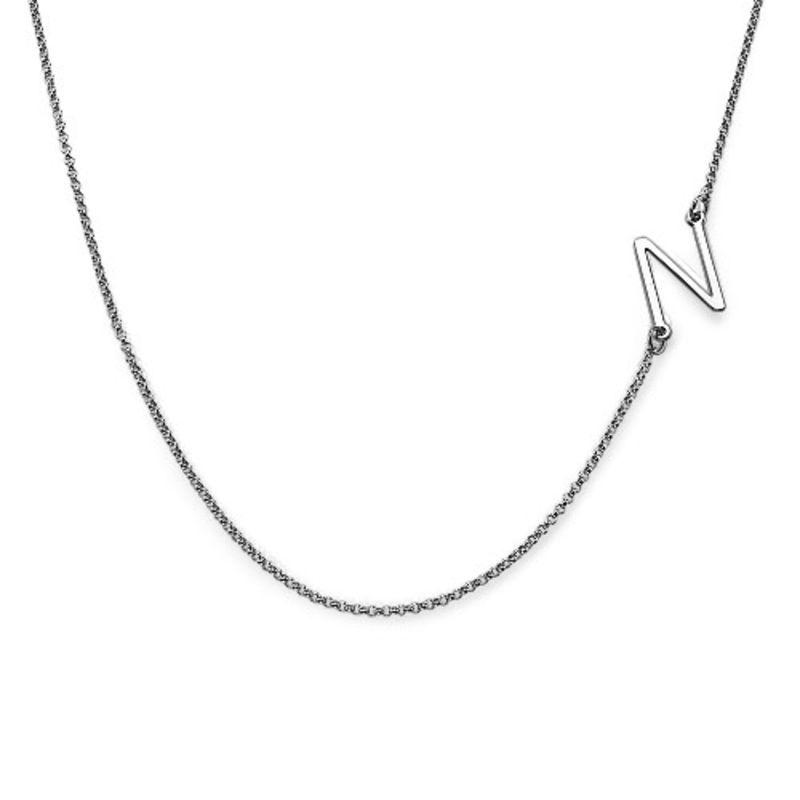 37+ Sideways letter necklace m ideas in 2021