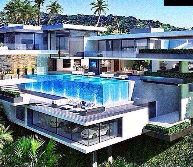 Futuristic Home Design Ideas: My Future House On The Beach !!!