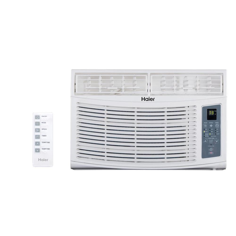 Haier 10,000 BTU ENERGY STAR Window Air Conditioner with