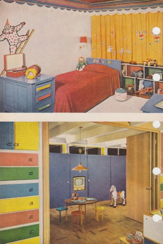 Pin von Zwani Zwerina auf Kinderzimmer Retro Kinder