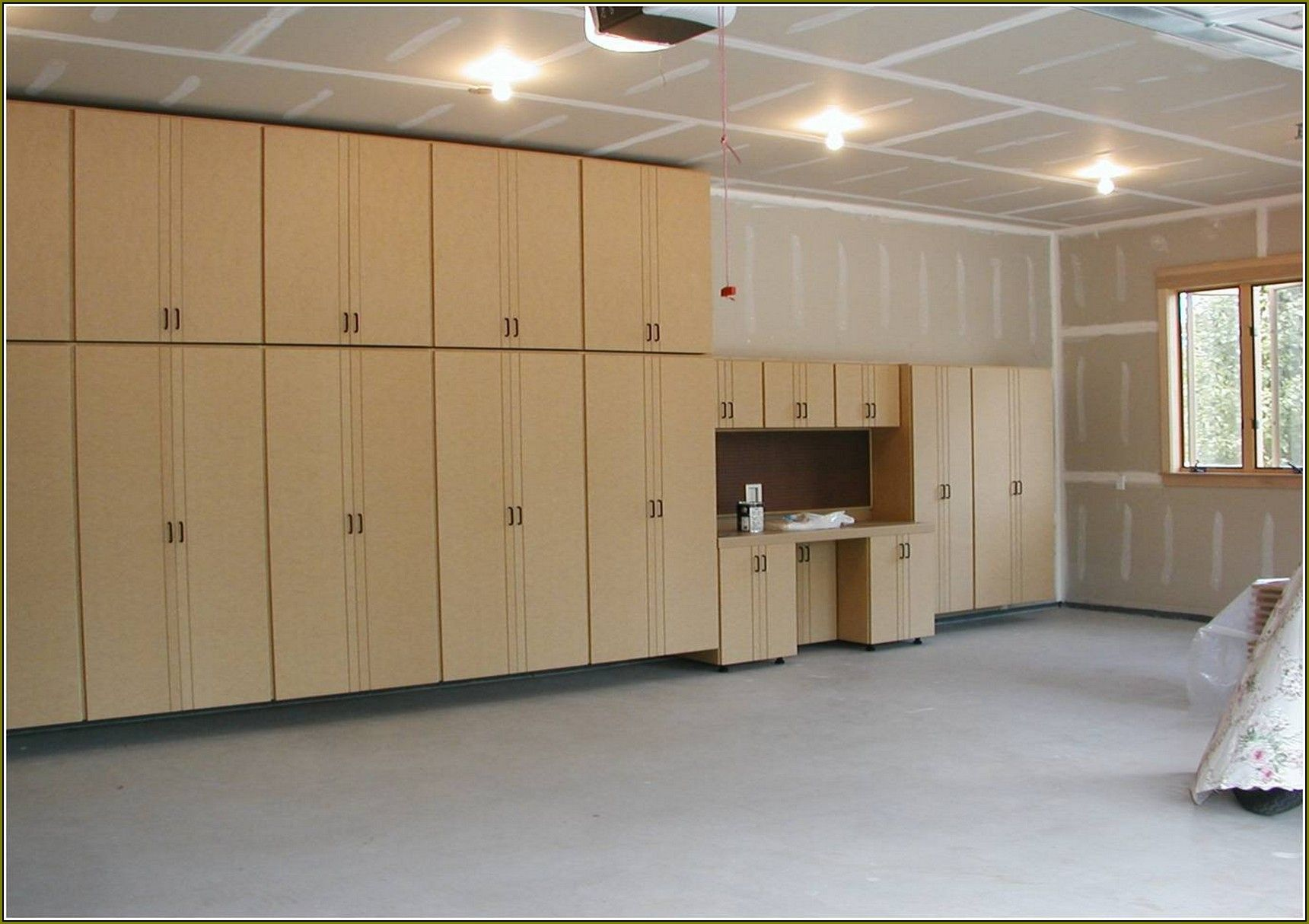 garage size medium diy plywood storage cabinet build closet cabinets plans how of ideas