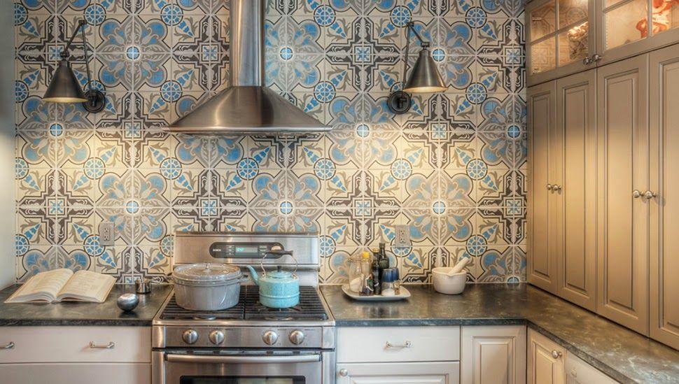 Keuken Tegels Portugese : Portugese tegels in de keuken kitchen portugese