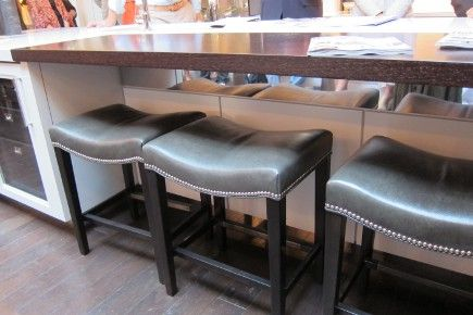 Winge Eating Bar With Low Stools In Mick De Giulio S