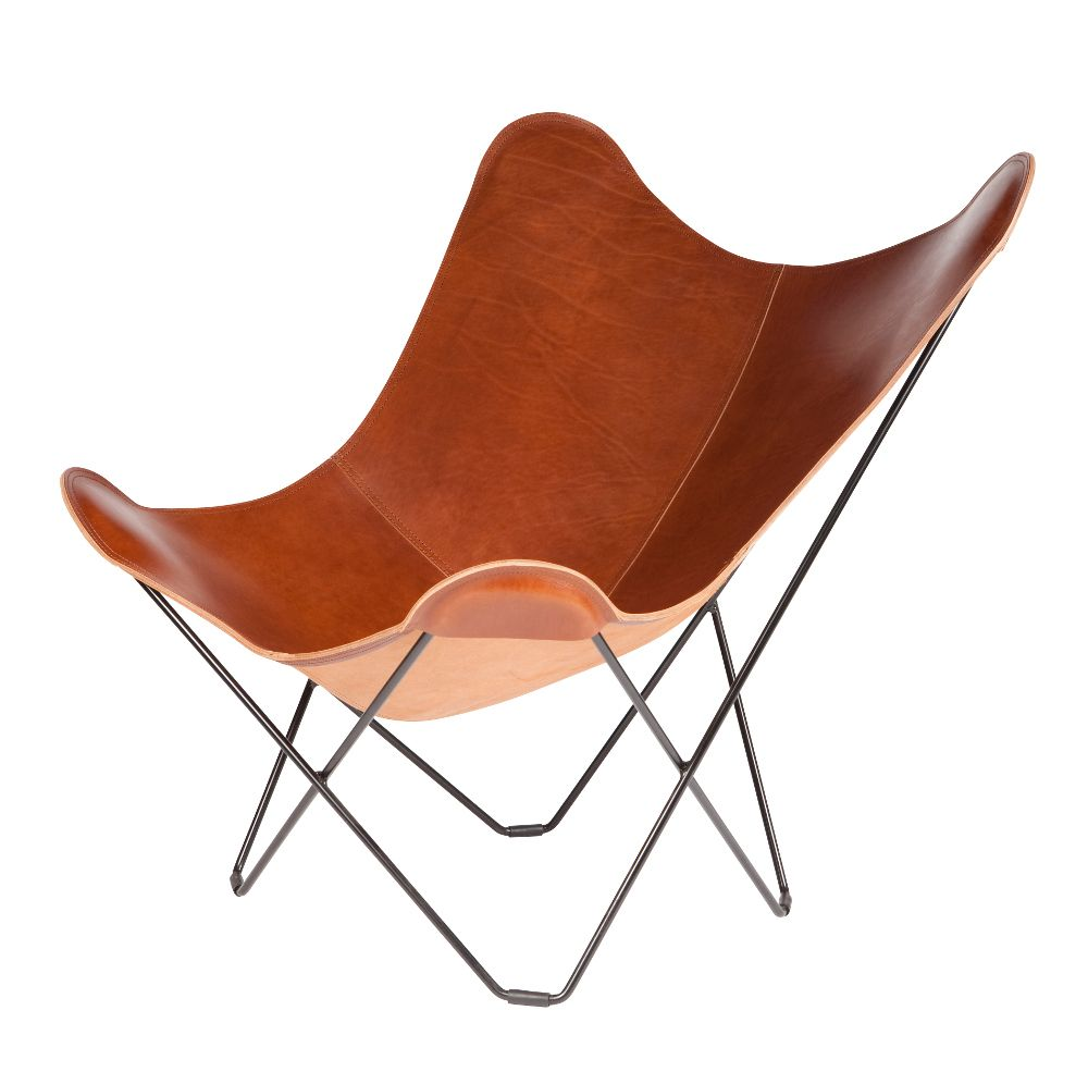 Butterfly Chair Knoll Butterfly Stoel Tweedehands