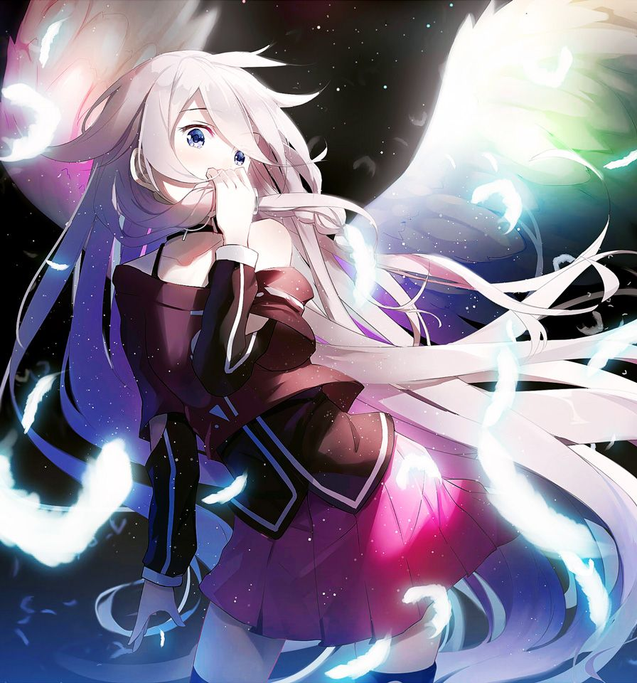 IA -Aria on the Planetes- | Luka ♥ | Pinterest