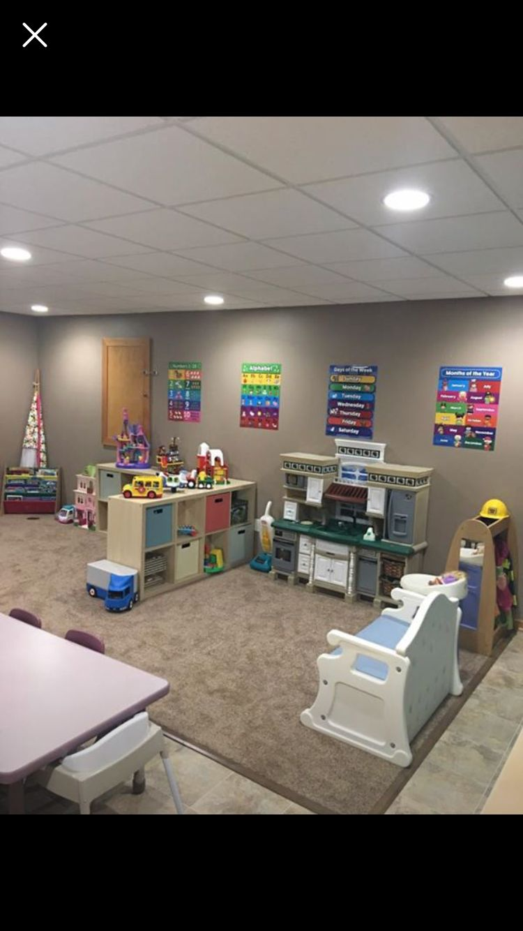 Toddler Daycare Rooms, Daycare Rooms, Daycare Spaces