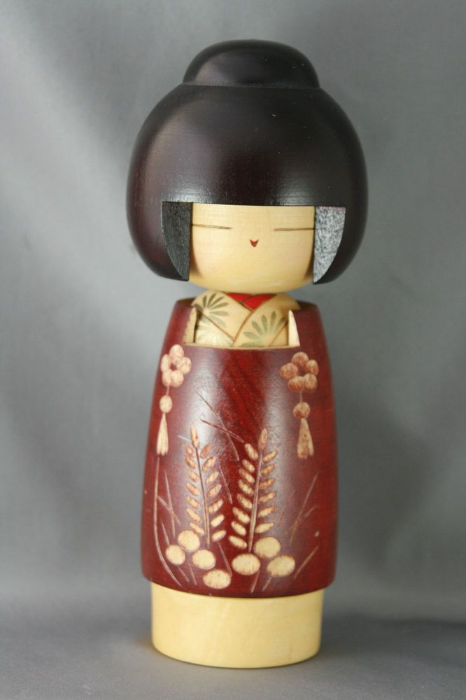 Modern Kokeshi Suigai Sato Maker | Supporting Small Sellers