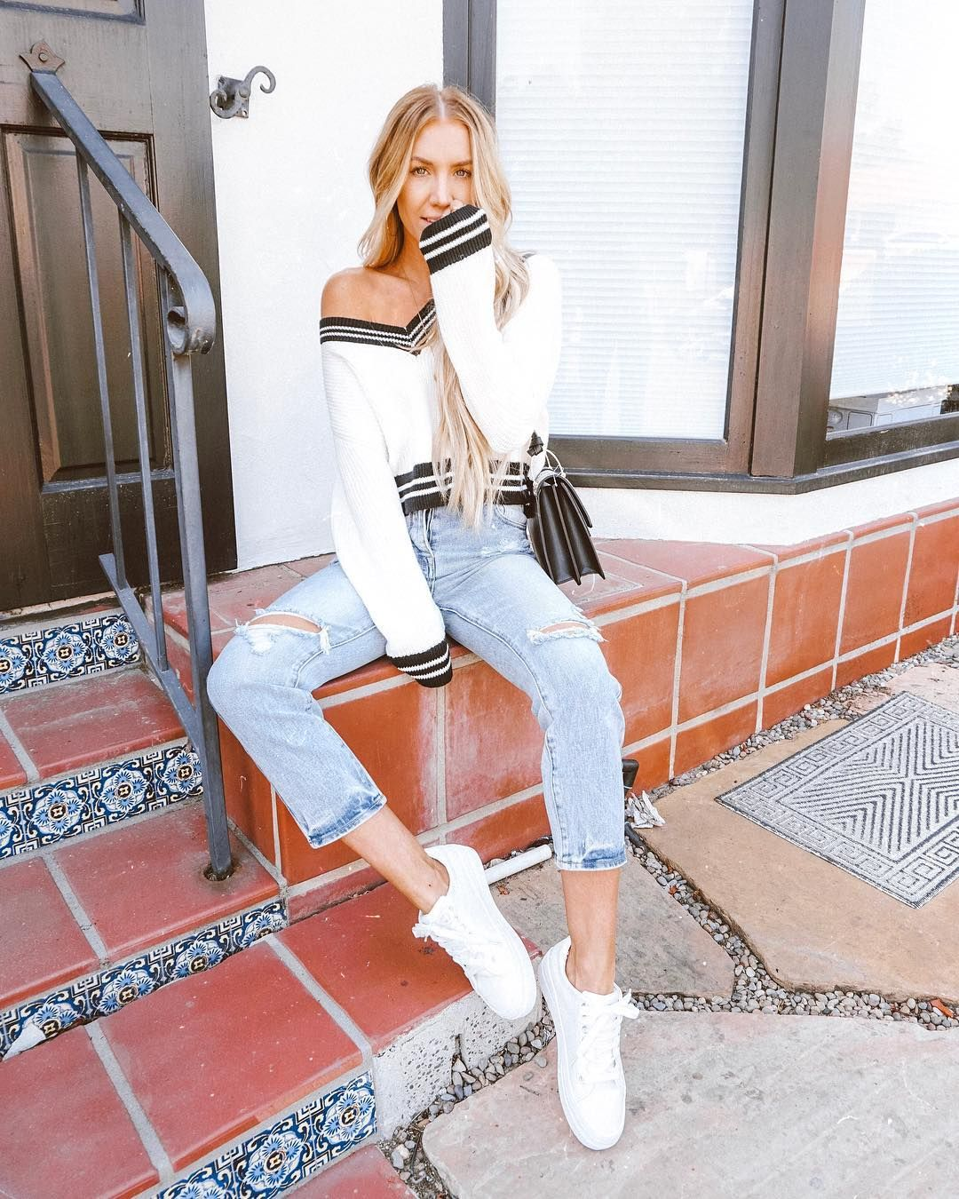 Street style amped up in the Milkyway #sneakers
