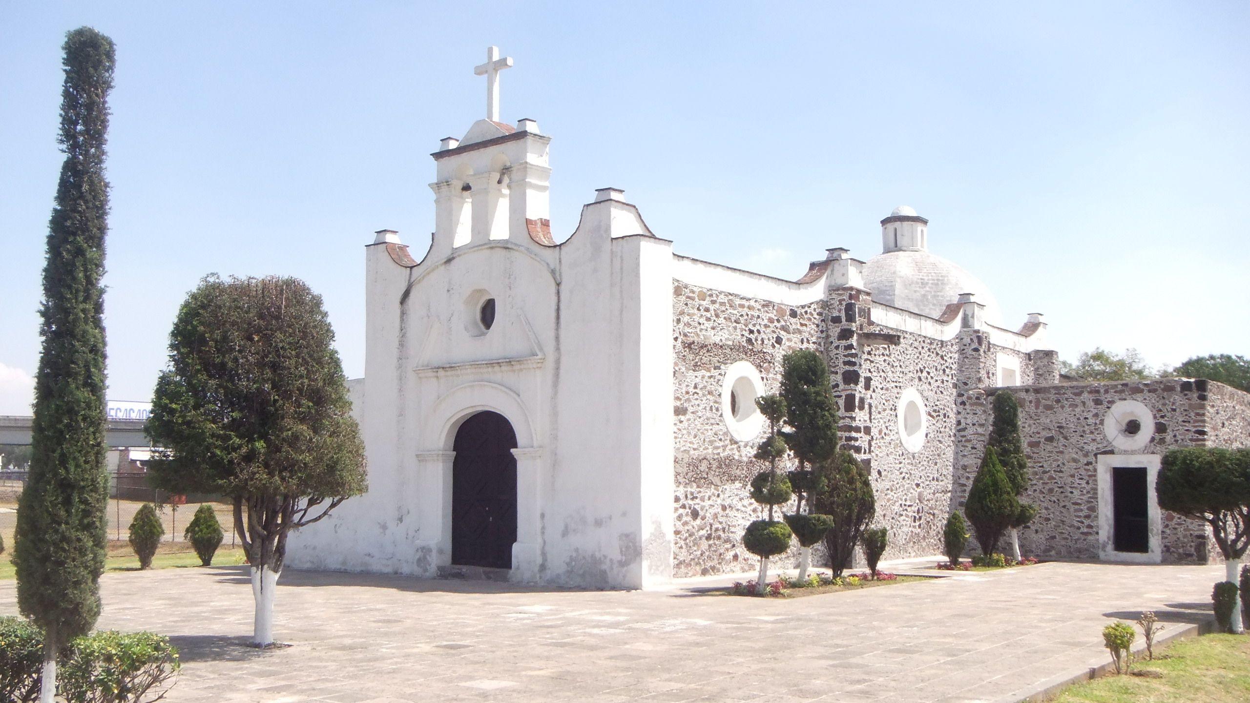 Capilla de Casa de Morelos en Ecatepec