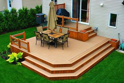 Small deck design ideas with most popular diy makeovers ...