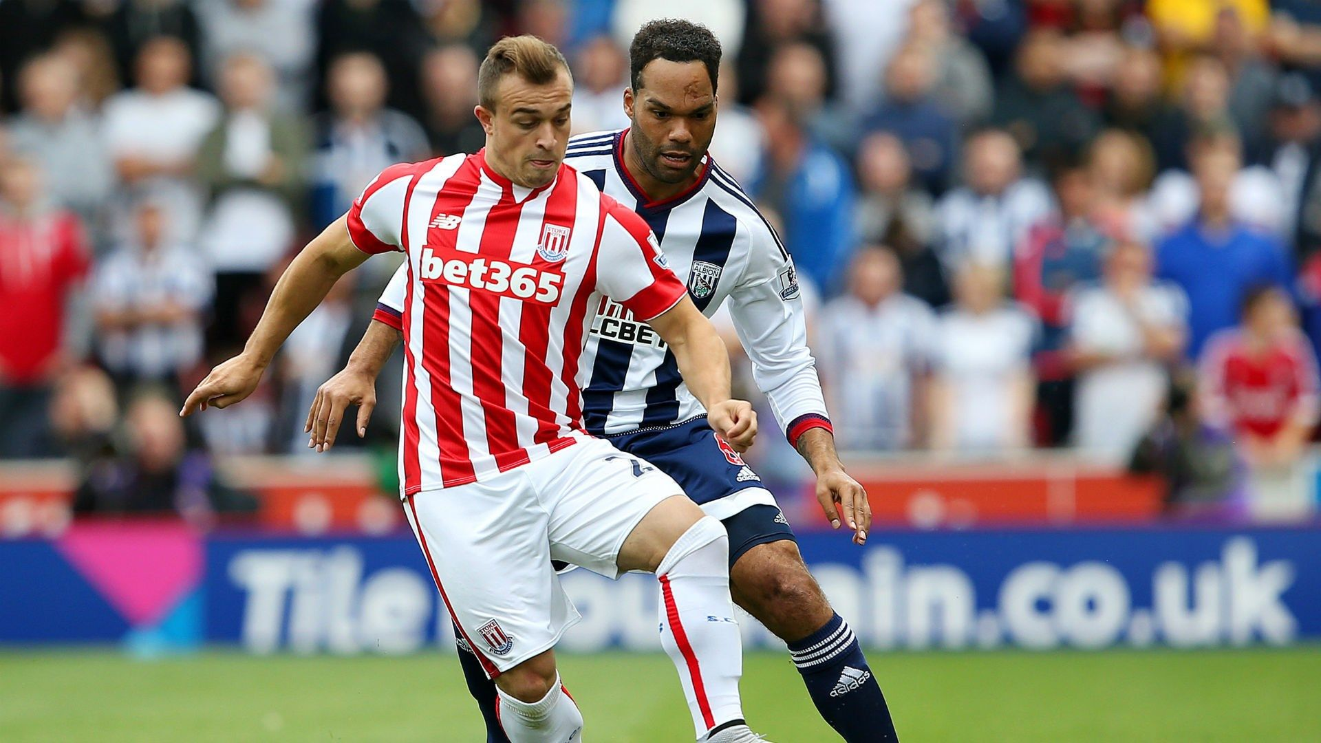 Xherdan Shaqiri Pictures With Images West Bromwich Albion