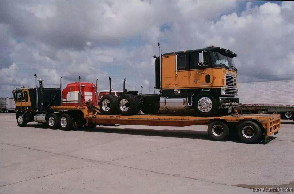 International 9670 | Cars/Trucks | Trucks, Kenworth trucks, Big rig