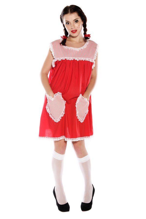 Mary Jane Rag Doll Costume Diy Costumes Pinterest Costumes