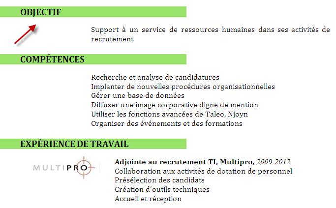 C Est Quoi Le Curriculum Vitae Modelos De Curriculum Vitae