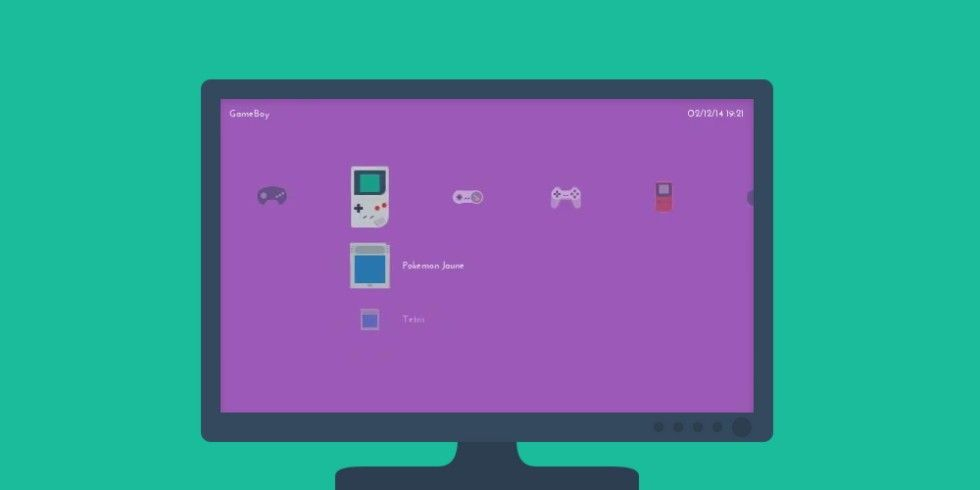 Lakka is a lightweight Linux distribution for converting any