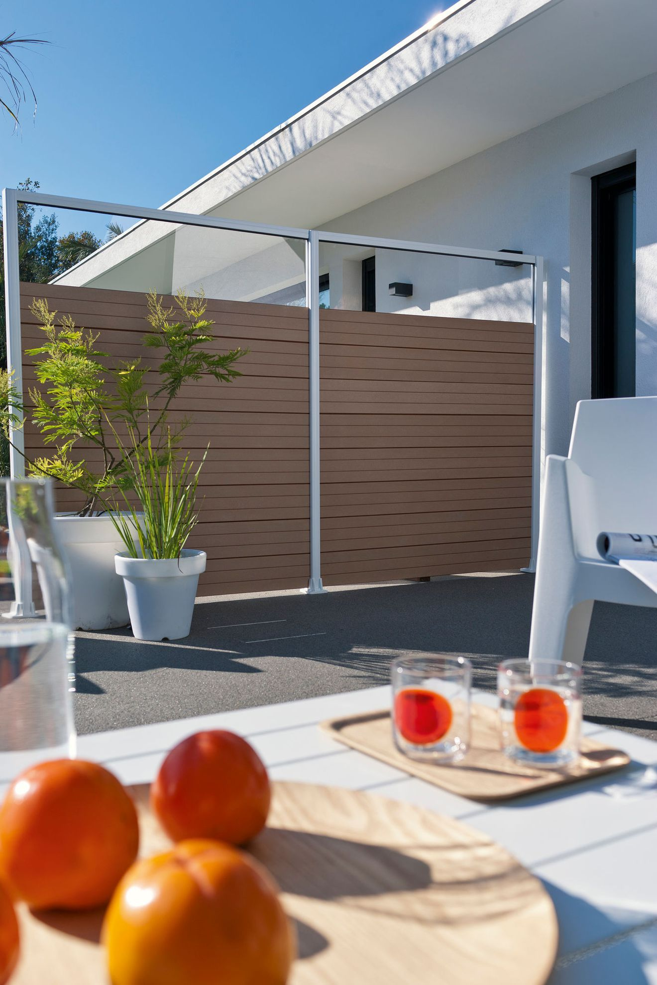 Composite fence high quality for backyard fence panels using wood composite fence high quality for backyard fence panels using wood plastic in dubai baanklon Image collections