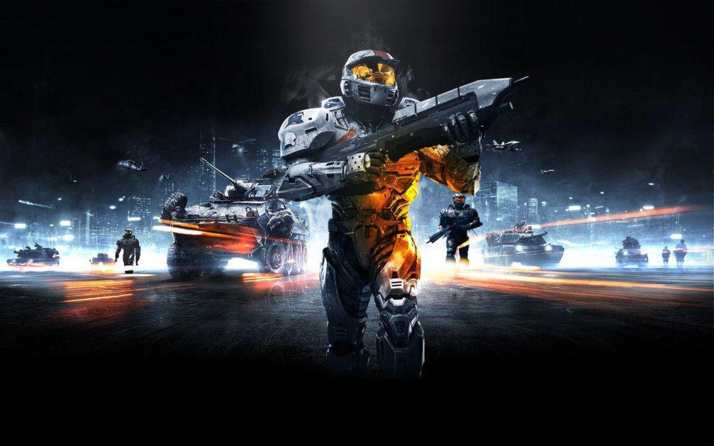 Battlefield 4 Halo Games Battle Packs Combination  Game