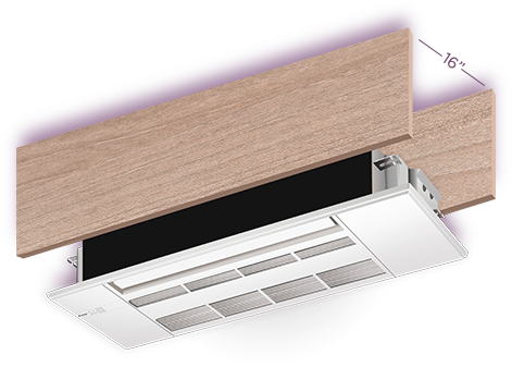 Dropped Ceiling Ac Google Search In 2020 Heating And Air Conditioning Suspended Ceiling Recessed Ceiling