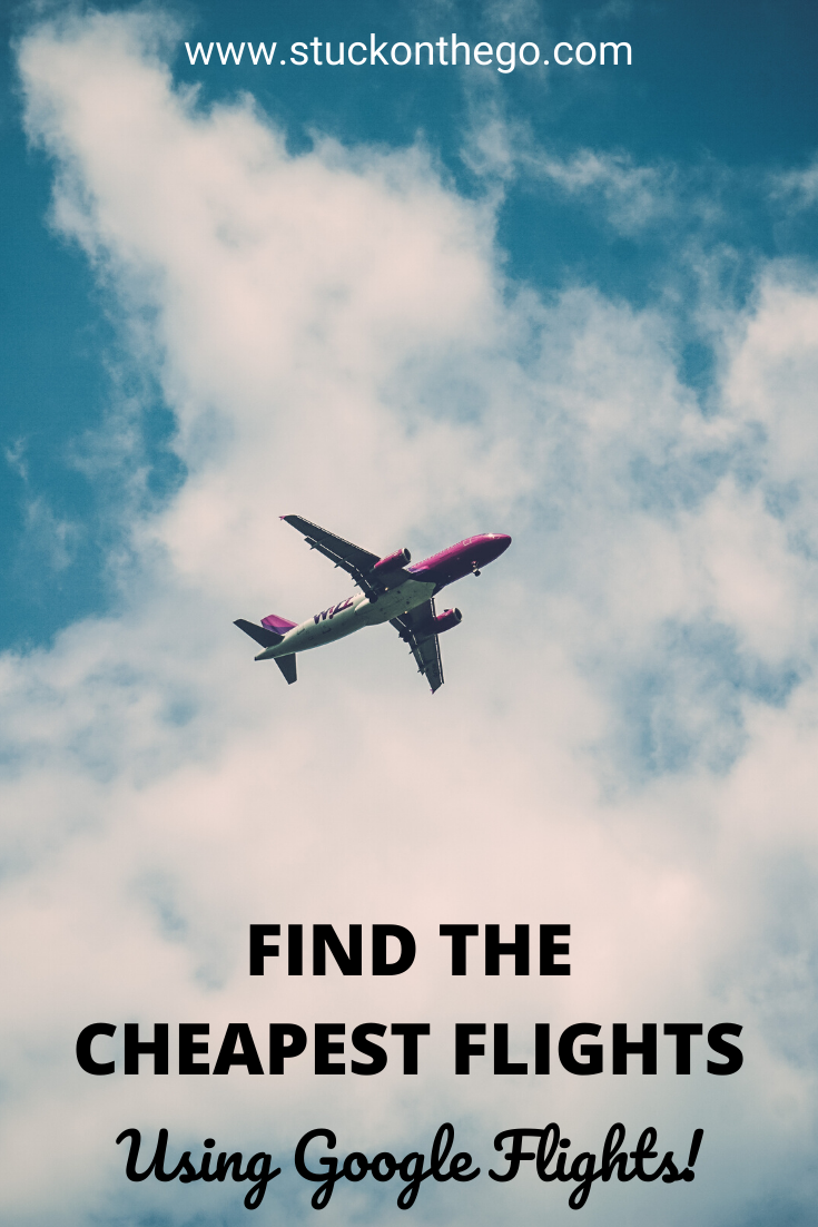 Google flights is the answer to how to find cheap flights! If you're looking for flight deals then don't miss these tips to find flights cheap. #howtofindcheapflights #flightdeals #cheapflights