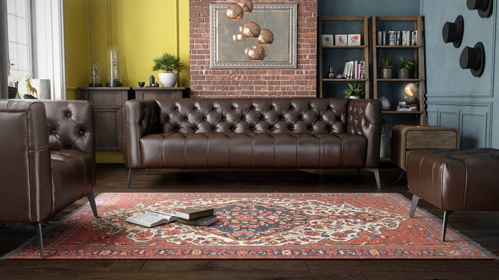 Churchill Sofology Vintage Sofa Sofa Workshop Sofas