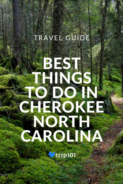 12 Best Things To Do In Cherokee, North Carolina