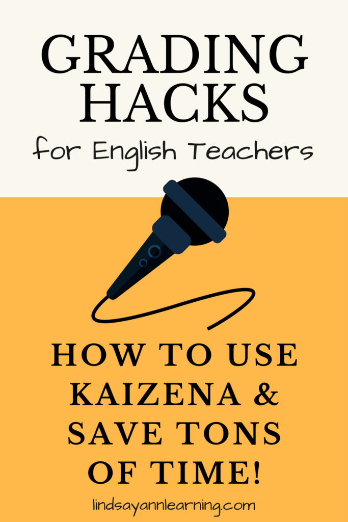 English Teachers Grading  It's Easy If You Do It Smart  is part of English teacher, High school english lesson plans, Teaching high school english, English teacher high school, Teacher, Teacher blogs - Learn how English teachers can use the Kaizena AddOn for Google Docs to leave effective, efficient feedback, including voice comments and video lessons
