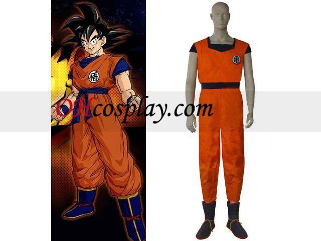 Dragon Ball Goku Pratising Clothing Cosplay Costume Cosplay Costumes Dragon Ball Cosplay