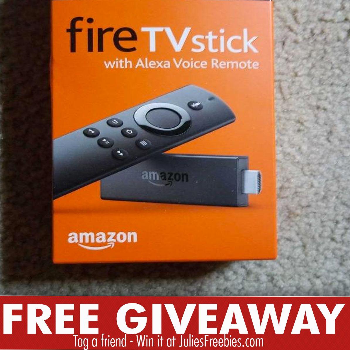 Amazon Fire Tv Stick Giveaway Amazon Fire Tv Stick Amazon Fire