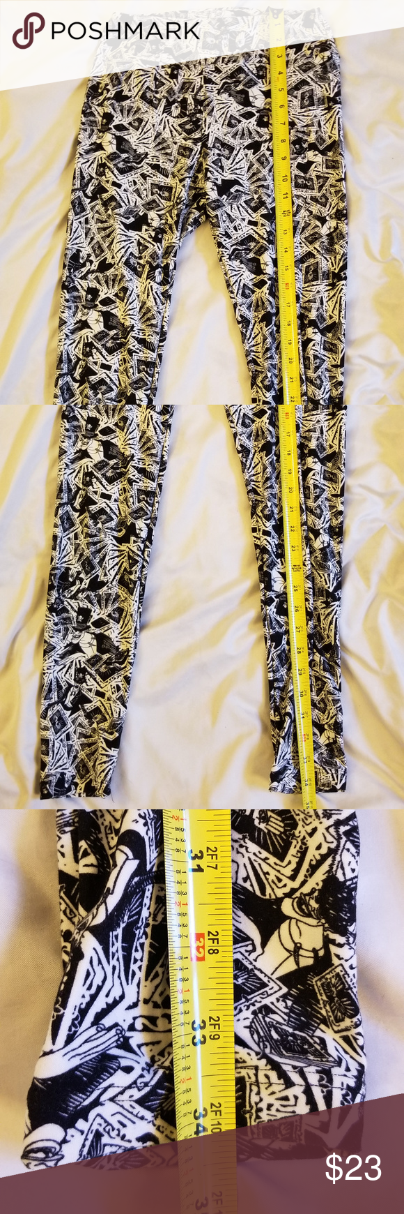 NWOT LulaRoe OS Leggings Giant Bomb DISNEY NWOT (New