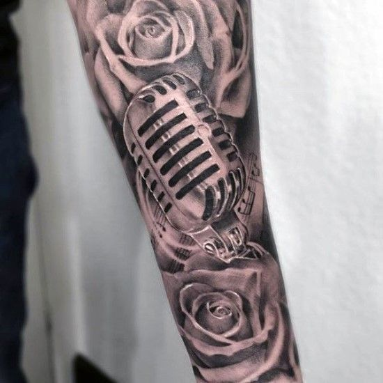 51+ Best Men & Women Music Tattoos - Media Democracy