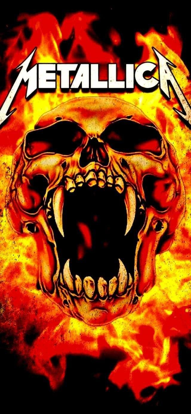 Pin by Antonio Leal on met in 2020 | Metallica art, Thrash metal, Metallica