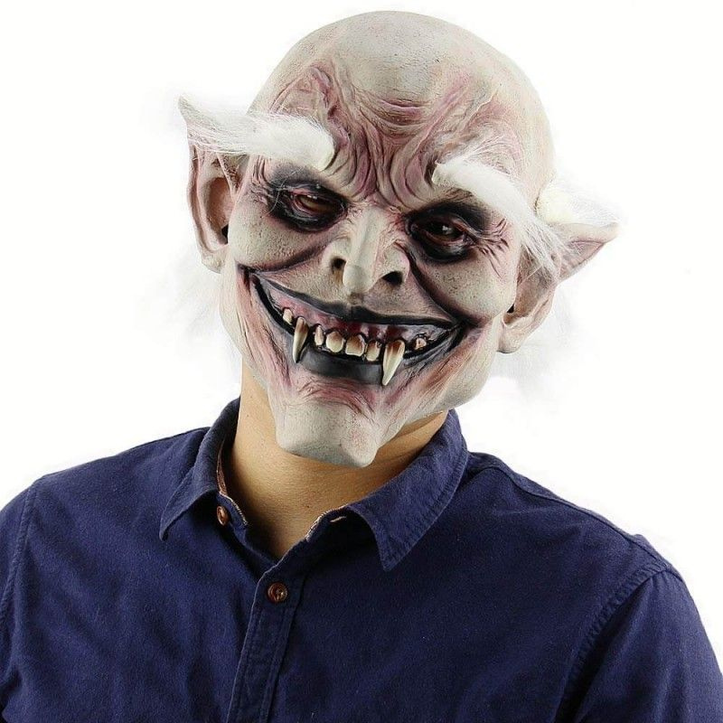 Halloween Horrible Clown Masks for Masquerade Party Scary Clowns Mask Festival