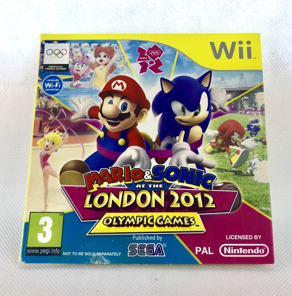 Mario & Sonic at the London 2012 Olympic Games (Nintendo